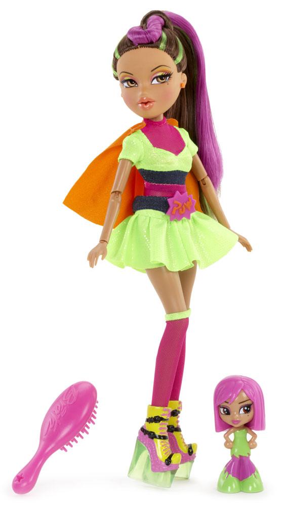 """Кукла Bratz """"Супергерои"""": Жасмин"""