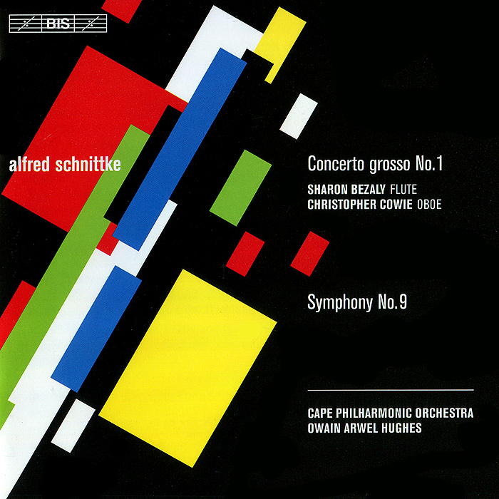 Cape Philharmonic Orchestra,Оуайн Авел Хьюс Alfred Schnittke. Concerto Grosso No. 1 / Symphony No. 9 (SACD)