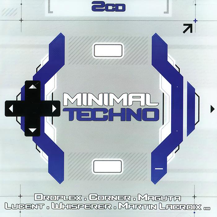 Minimal Techno (2 CD) shanboer mix color номер xxl