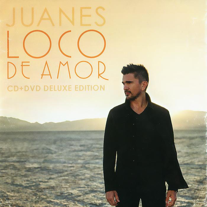Juanes Juanes. Loco De Amor. Deluxe Edition (CD + DVD)