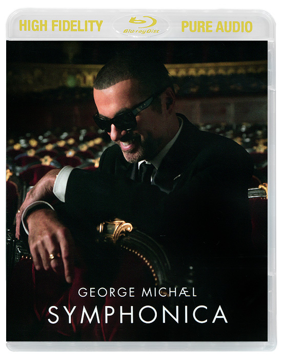 Джордж Майкл George Michael. Symphonica (Blu-Ray Audio)