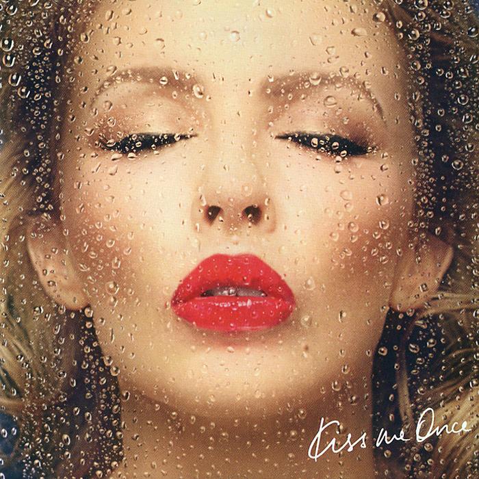 Кайли Миноуг Kylie Minogue. Kiss Me Once