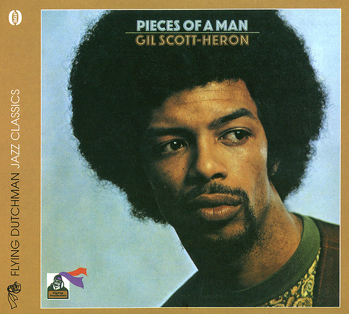 Джил Скотт-Хирон Gil Scott-Heron. Pieces Of A Man