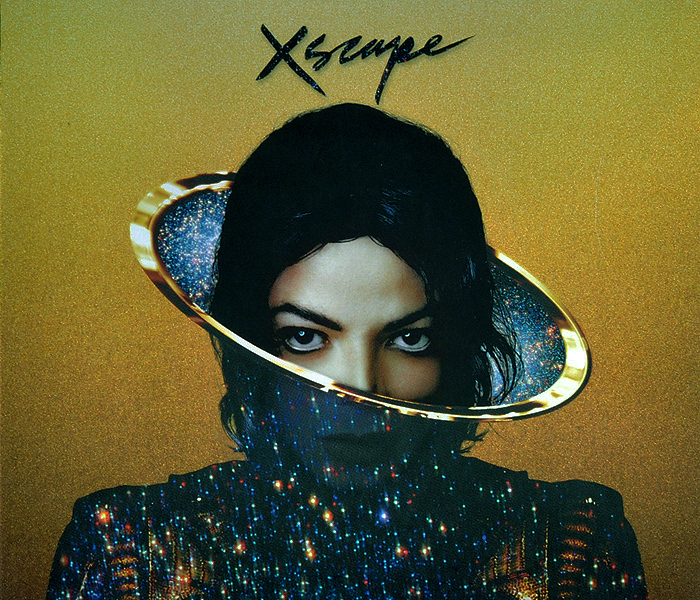 Майкл Джексон Michael Jackson. Xscape. Deluxe Edition (CD + DVD)