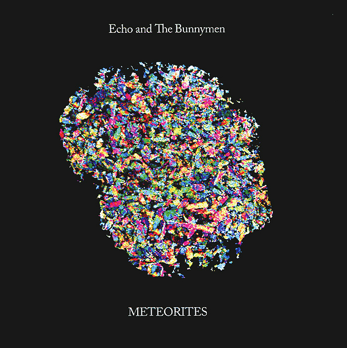 """""""Echo And The Bunnymen"""" Echo & The Bunnymen. Meteorites. Deluxe Edition (CD + DVD)"""