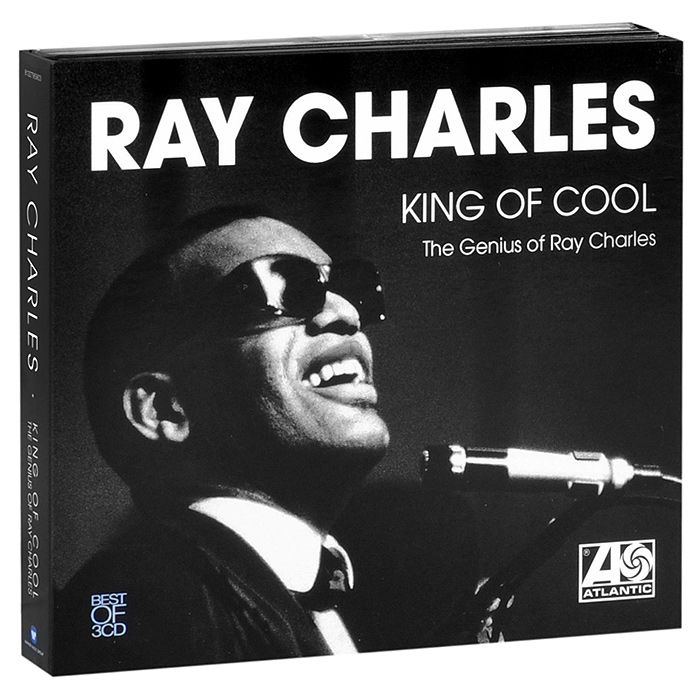 Рэй Чарльз Ray Charles. King Of Cool. The Genius Of Ray Charles (3 CD)