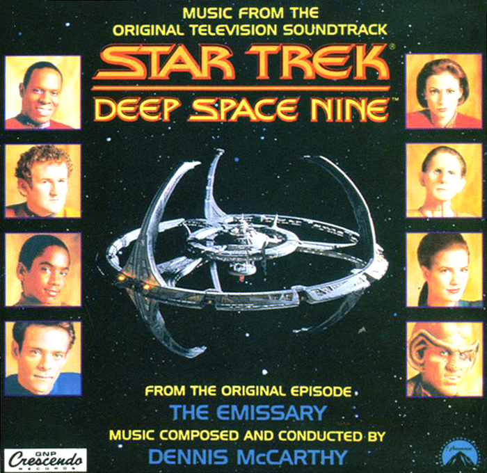 Star Trek. Deep Space Nine. Music From The Original Television Soundtrack