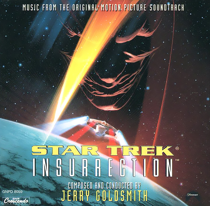 Star Trek. Insurrection. Music From The Original Motion Picture Soundtrack