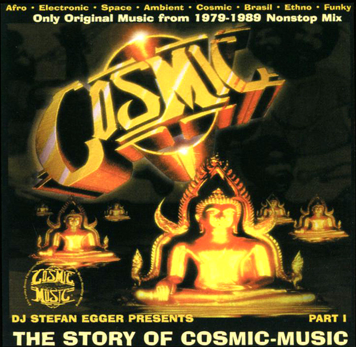Stefan Egger / DJ Stefan Egger DJ Stefan Egger. The Story Of Cosmic Music. Part I