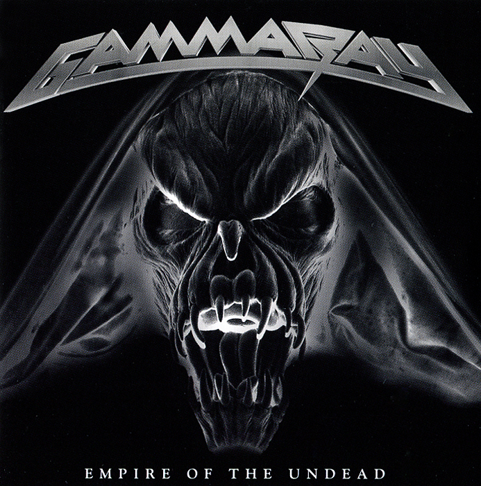 """Gamma Ray"" Gamma Ray. Empire Of The Undead"