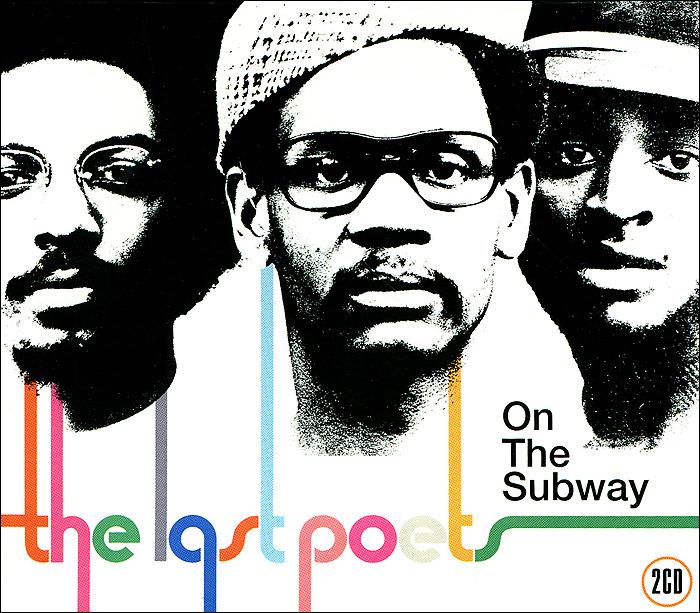 """The Last Poets"" The Last Poets. On The Subway (2 CD)"