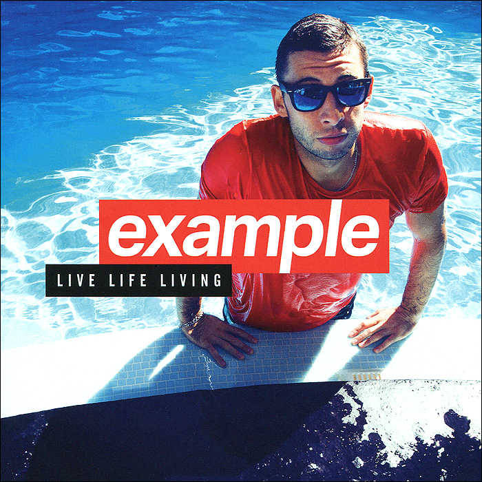 """Example"" Example. Live Life Living (2 CD)"
