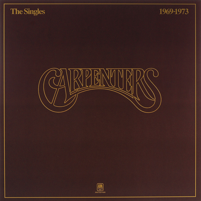 The Carpenters Carpenters. The Singles 1969-1973 (LP) the carpenters carpenters now