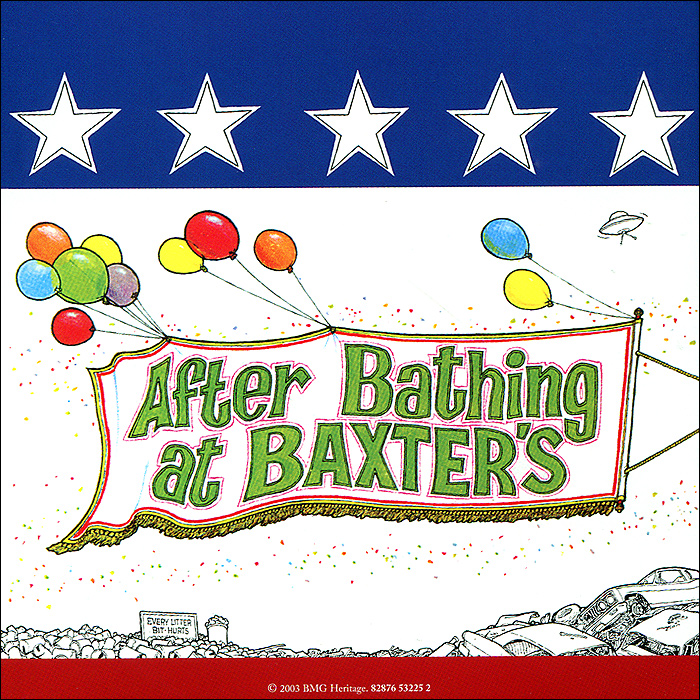 Jefferson Airplane Jefferson Airplane. After Bathing At Baxter's jefferson airplane jefferson airplane the woodstock experience 2 cd