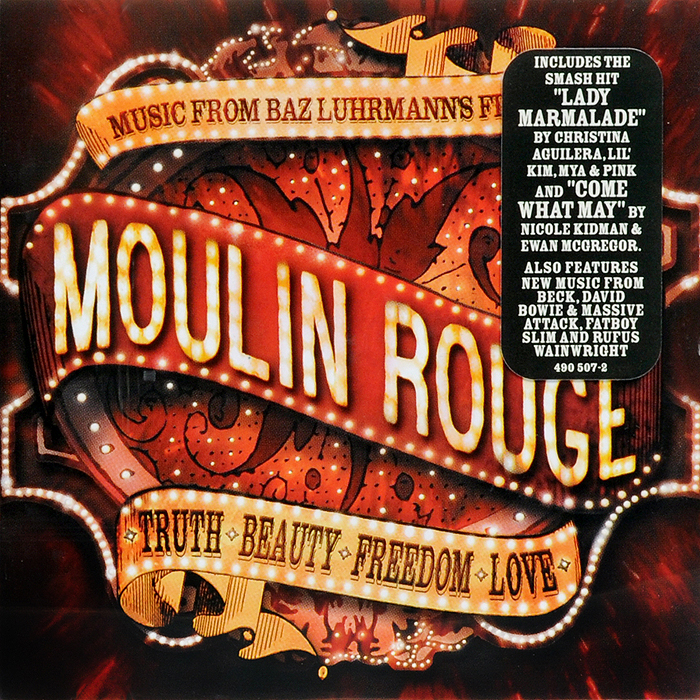Moulin Rouge. Music From Baz Luhrmann's Film