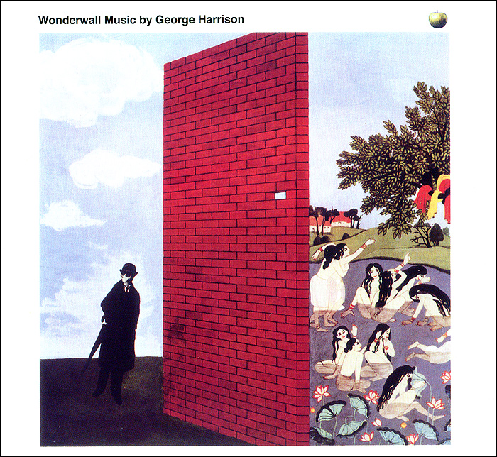 Джордж Харрисон George Harrison. Wonderwall Music george harrison george harrison wonderwall music