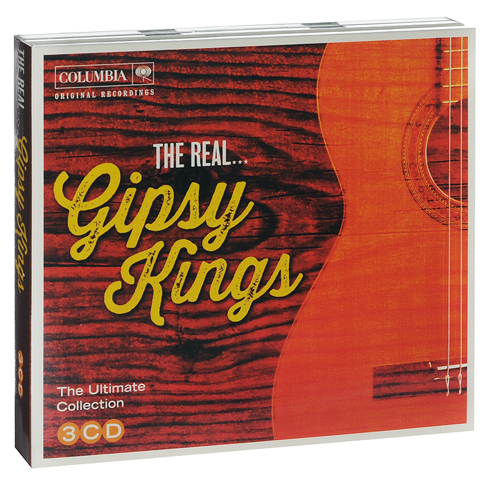 Gipsy Kings Gipsy Kings. The Real... (3 CD) gipsy kings gipsy kings the very best of