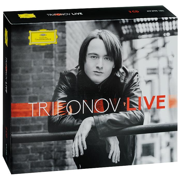 Даниил Трифонов Trifonov. Live (2 CD)