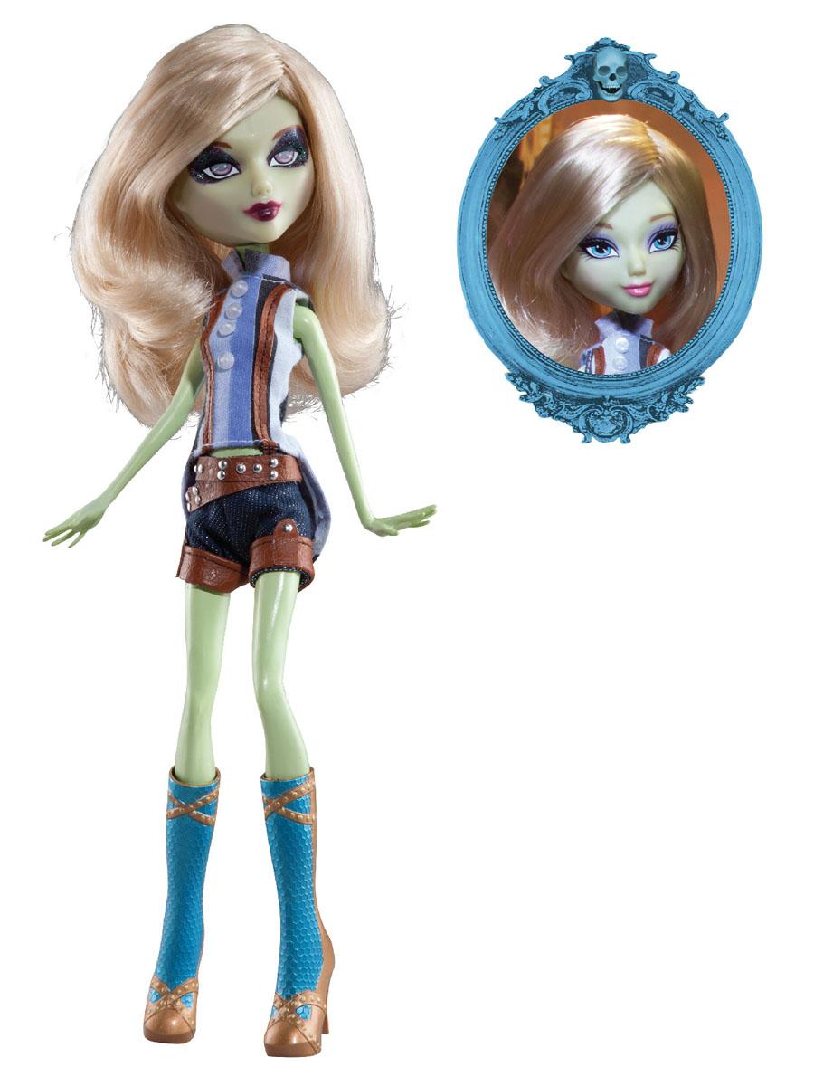"""Кукла Mystixx """"Zombie: Азра (Azra)"""", 29 см"""