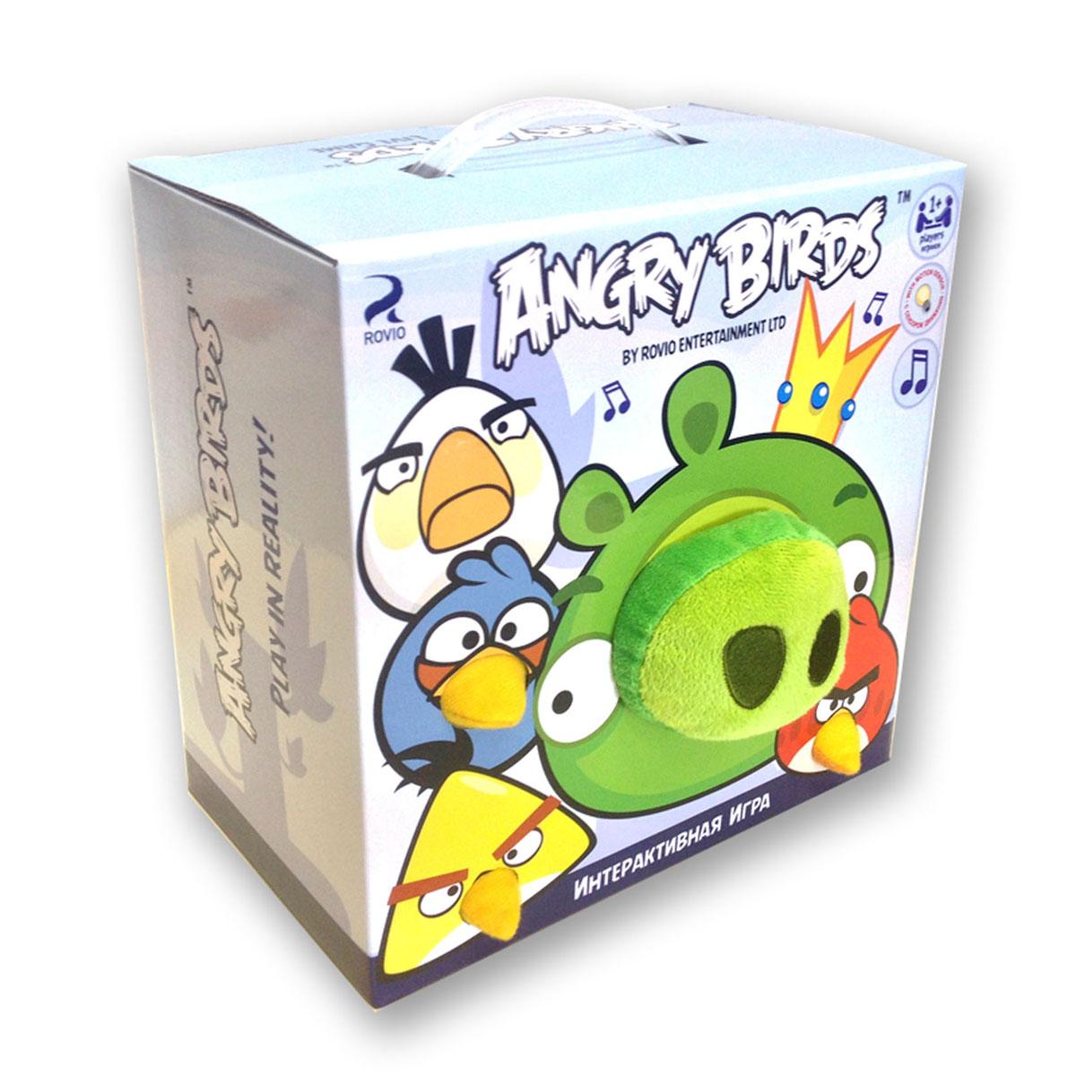 Игра Angry Birds интерактивная