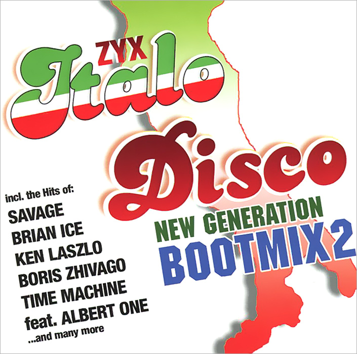 Italo Disco New Generation Bootmix 2 (2 CD)