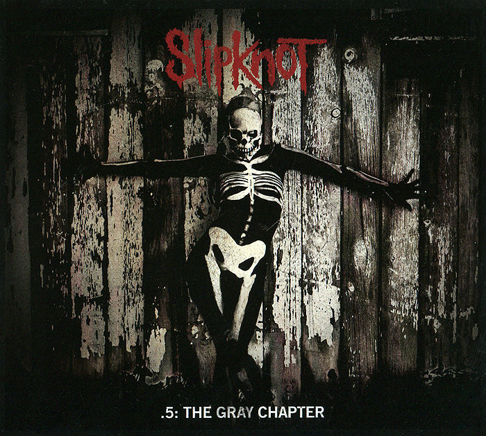 """Slipknot"" Slipknot. 5. The Gray Chapter. Deluxe Edition (2 CD)"