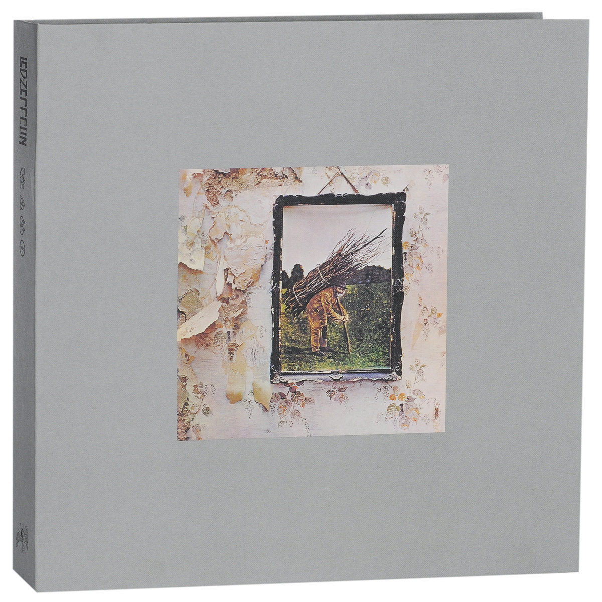 """Led Zeppelin"" Led Zeppelin. IV. Super Deluxe Edition (2 LP + 2 CD)"