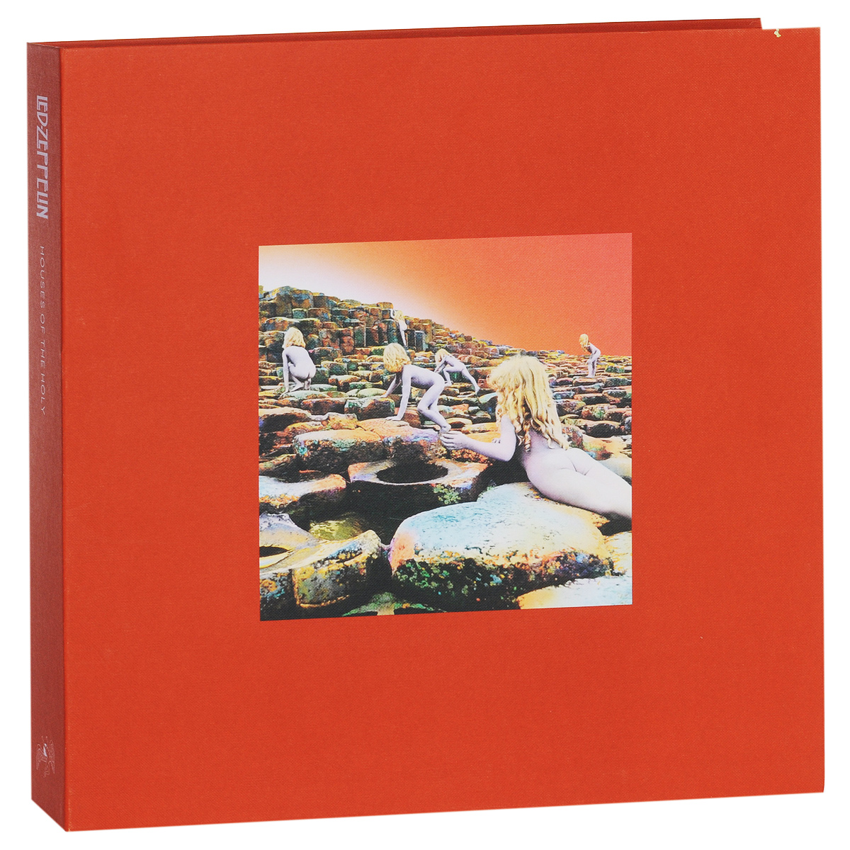 """""""Led Zeppelin"""" Led Zeppelin. Houses Of The Holy. Super Deluxe Edition (2 LP + 2 CD)"""
