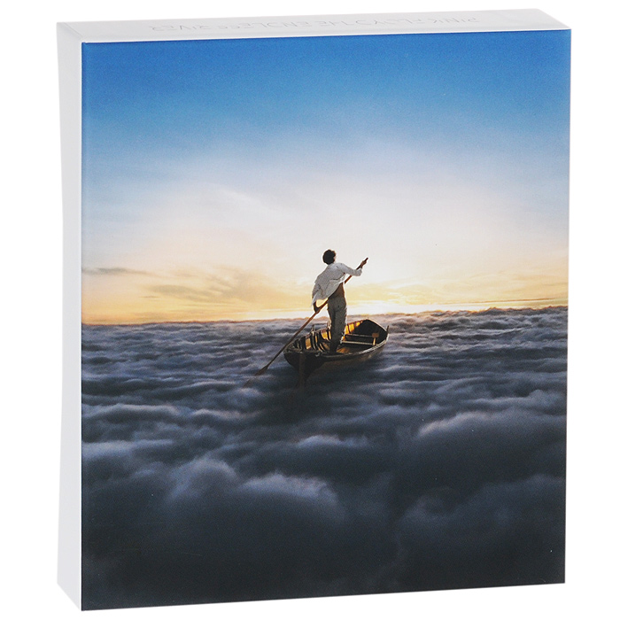 """Pink Floyd"" Pink Floyd. The Endless River (CD + Blu-ray)"