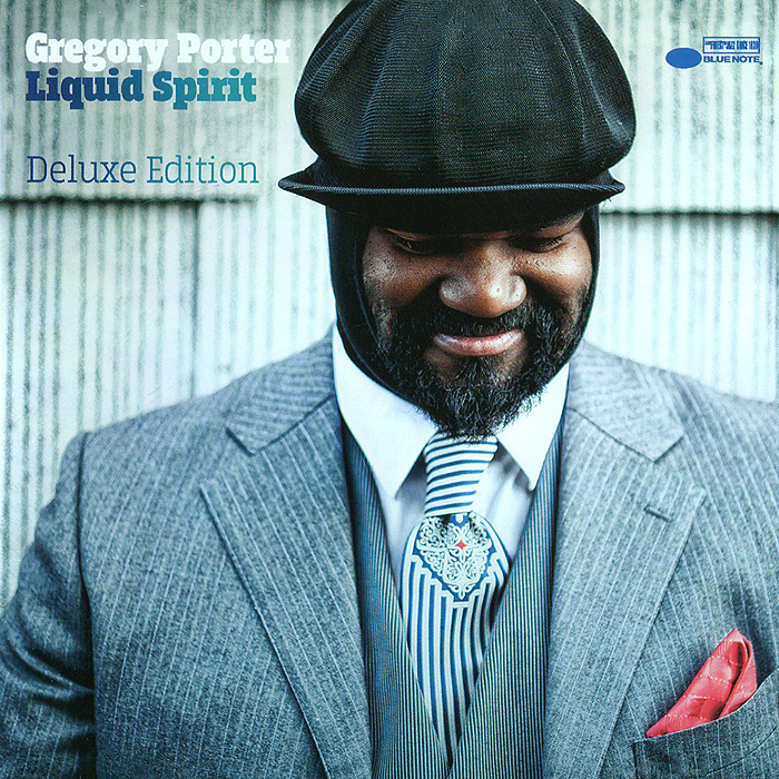 Грегори Портер Gregory Porter. Liquid Spirit. Deluxe Edition (CD + DVD)