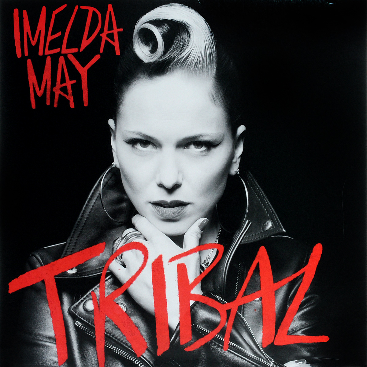 Имелда Мэй Imelda May. Tribal (LP) lace up front tribal swimsuit