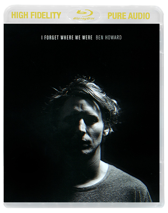 Бен Ховард Ben Howard. I Forget Where We Were (Blu-Ray Audio)