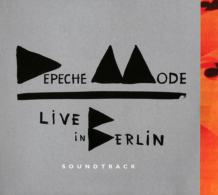 """Depeche Mode"" Depeche Mode. Live in Berlin Soundtrack (2 CD)"