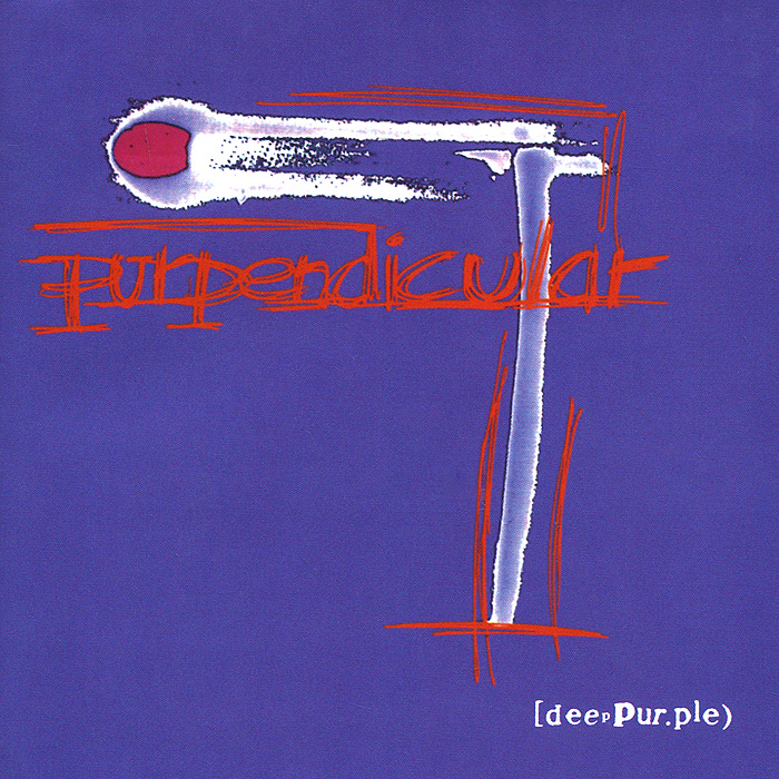 """Deep Purple"" Deep Purple. Purpendicular"