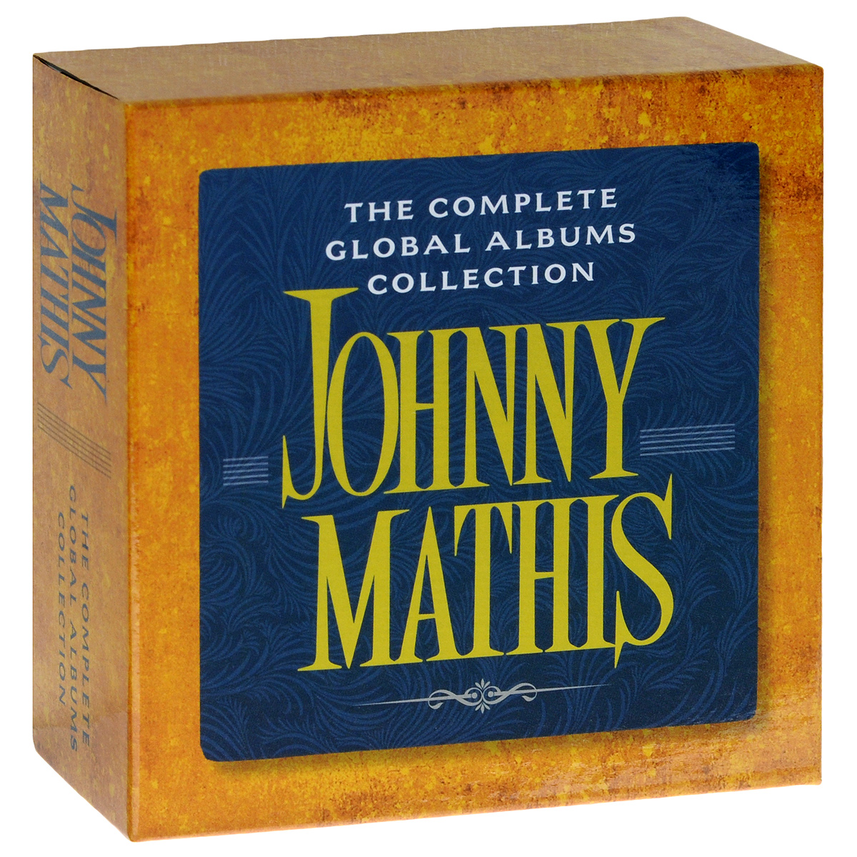 Johnny Mathis. The Complete Global Albums Collection (13 CD)