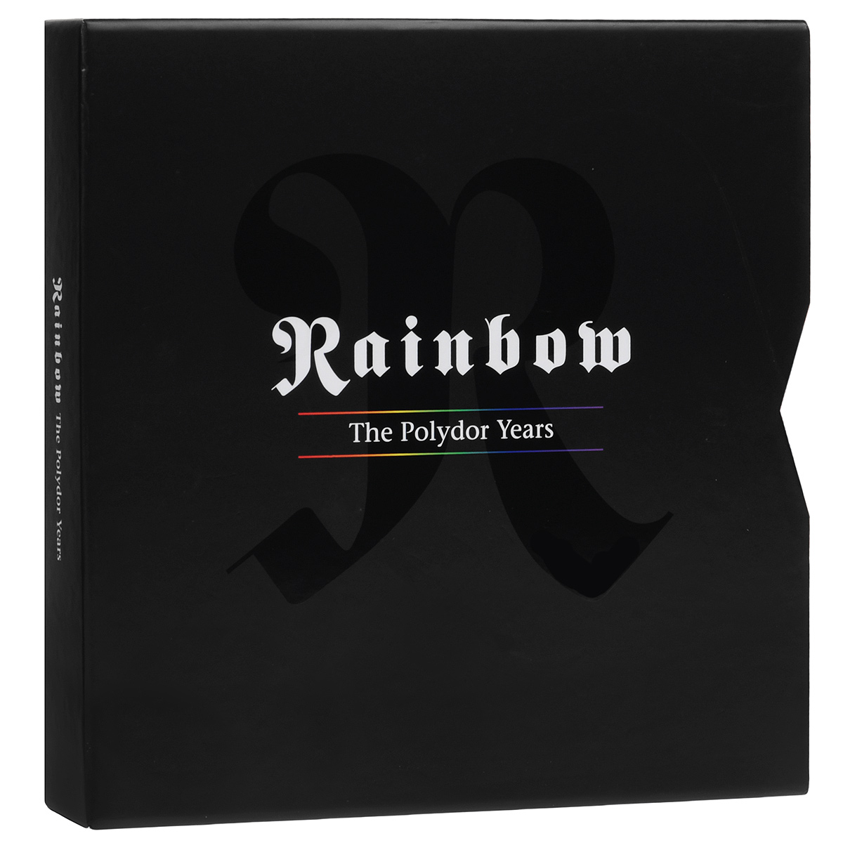 Rainbow Rainbow. The Polydor Years (9 LP) rainbow rainbow monsters of rock live at donington 1980 cd dvd
