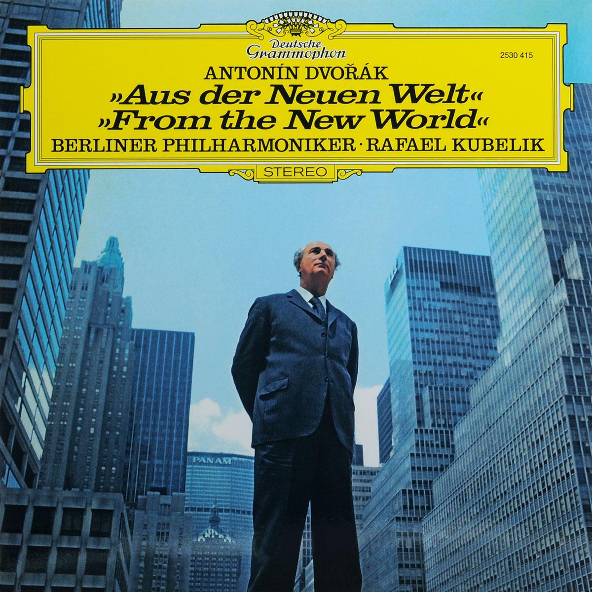 Berliner Philharmoniker Rafael Kubelik. Berliner Philharmoniker. Antonin Dvorak. Symphonie Nr. 9: Aus Der Neuen Welt (LP) vasile florea rafael