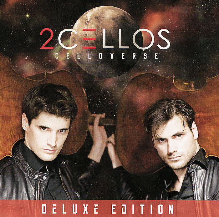 """2Cellos"" 2Cellos. Celloverse (CD + DVD)"