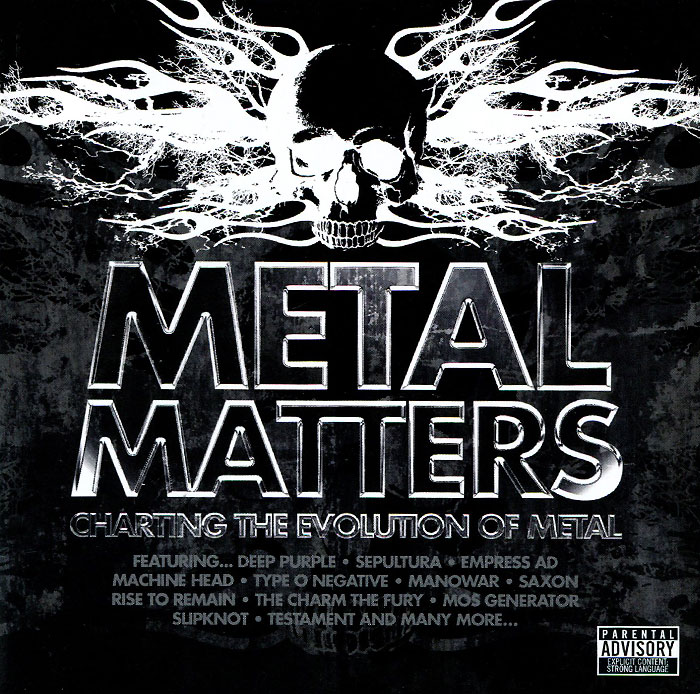 Metal Matters (2 CD) цена