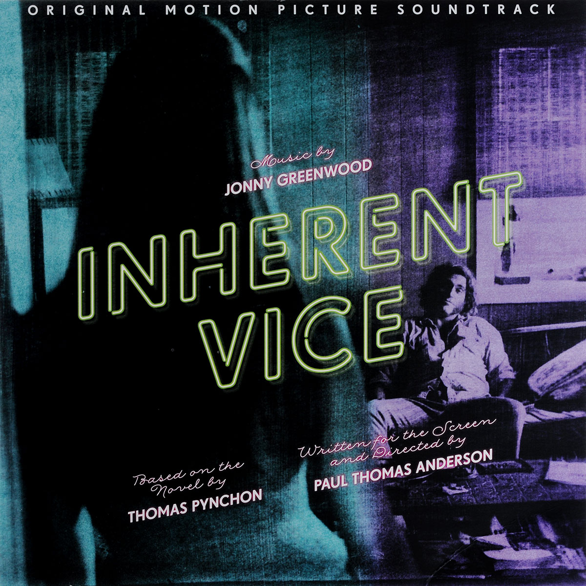 Jonny Greenwood. Inherent Vice. Original Motion Picture Soundtrack (2 LP) 3 трусов шортов mentine