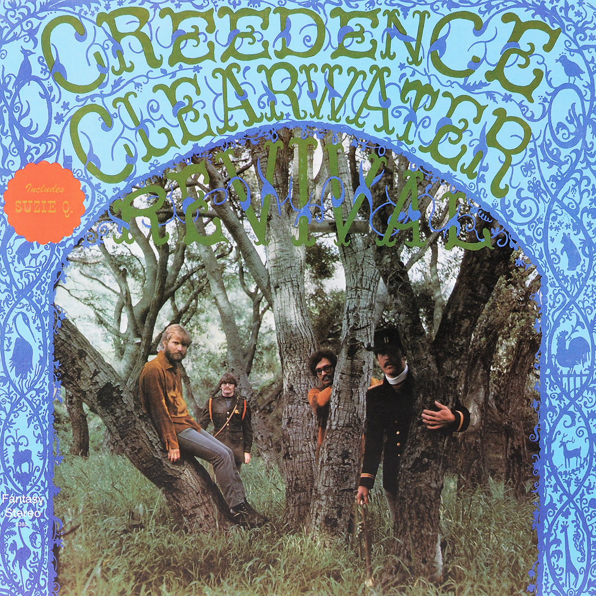 Creedence Clearwater Revival Creedence Clearwater Revival. Creedence Clearwater Revival (LP) revival