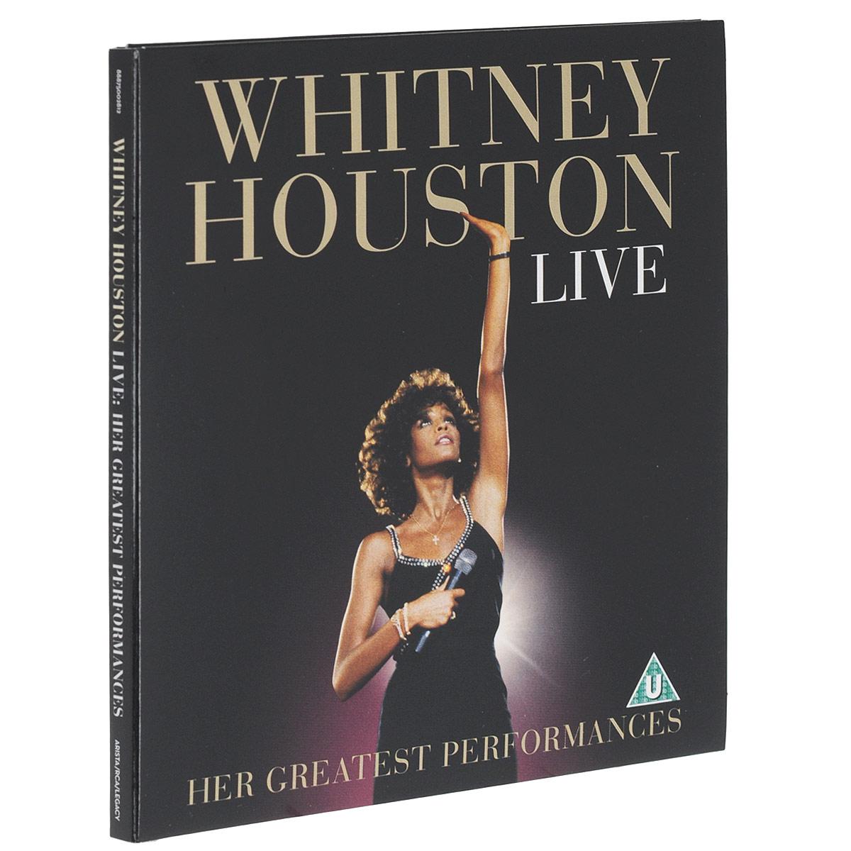 Уитни Хьюстон Whitney Houston. Live. Her Greatest Performances (CD + DVD)