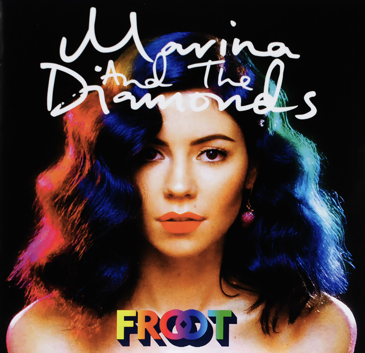 Marina And The Diamonds Marina & The Diamonds. Froot цена