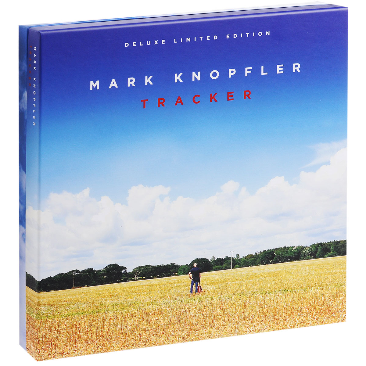 Марк Нопфлер Mark Knopfler. Tracker. Deluxe Limited Edition (2 CD + DVD + 2 LP)