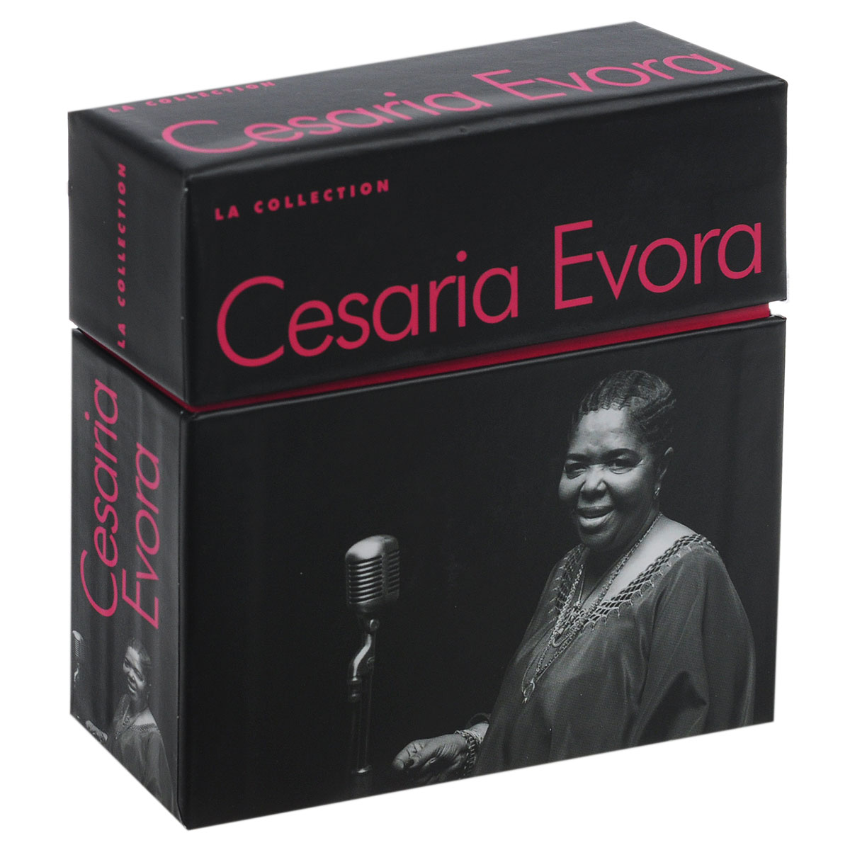 Сезария Эвора Cesaria Evora. La Сollection (6 CD + DVD)