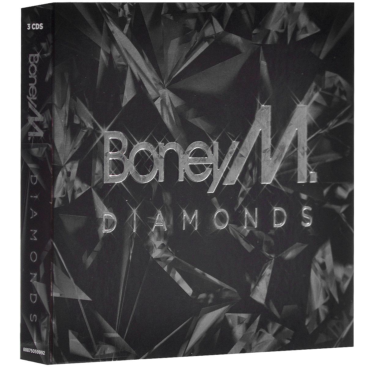 Boney M Boney M. Diamonds (3 CD) цена