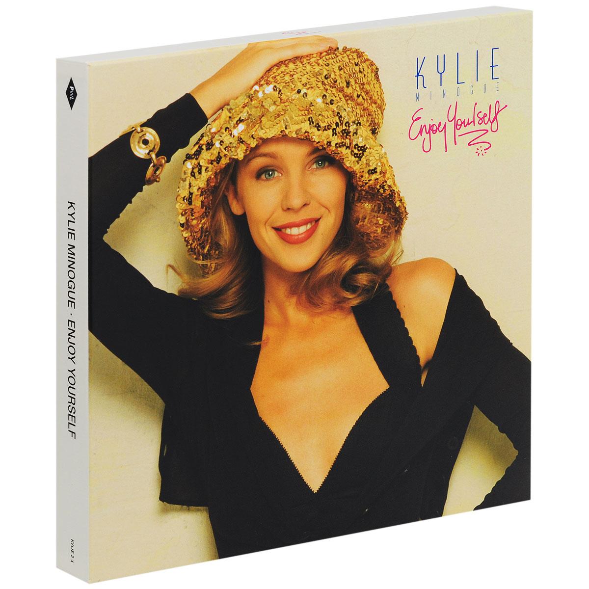 Кайли Миноуг Kylie Minogue. Enjoy Yourself (2 CD + DVD + LP)