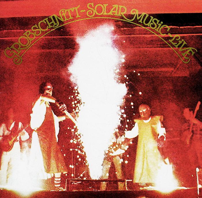 """""""Grobschnitt"""" Grobschnitt. Solar Music - Live (2 CD)"""
