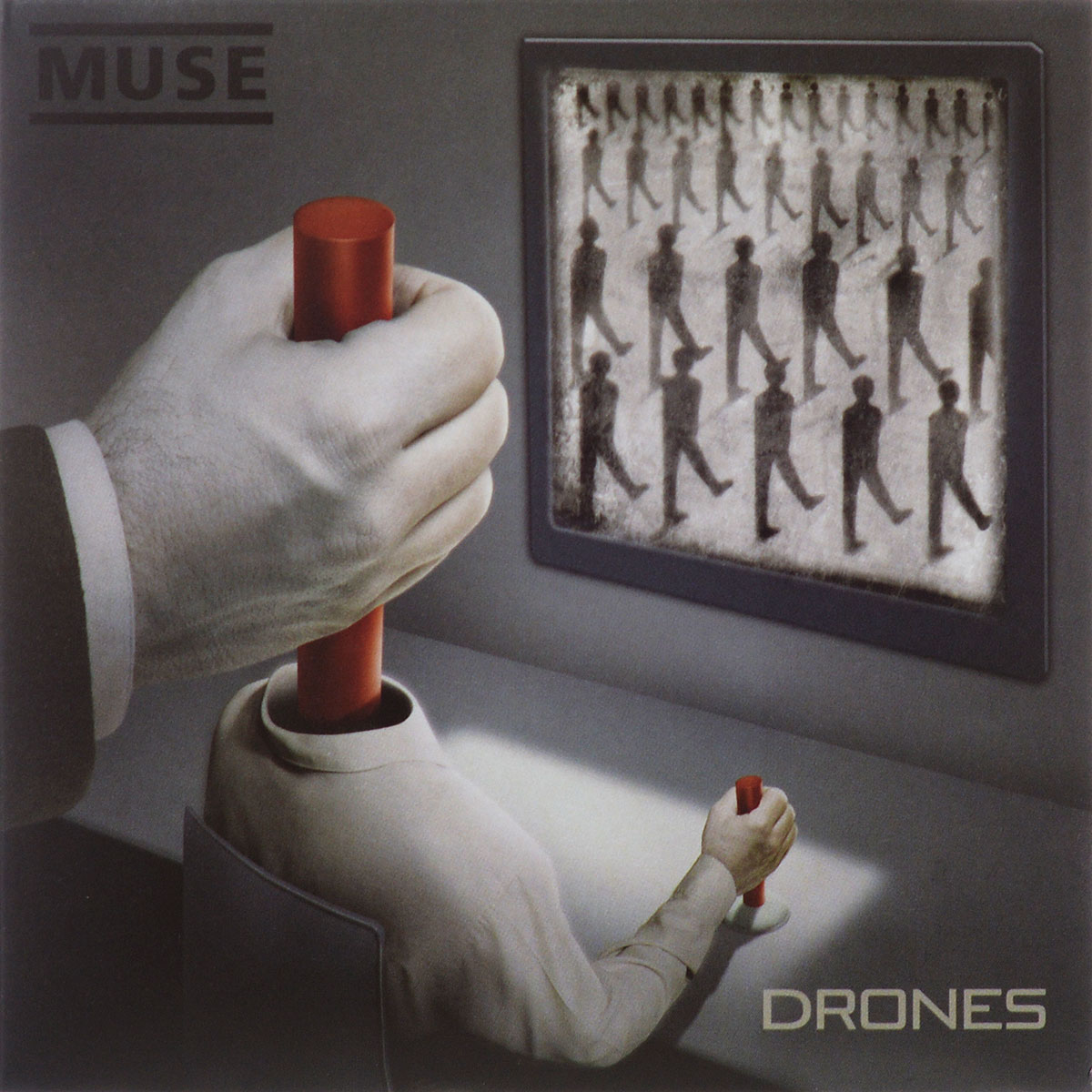 Muse Muse. Drones drones