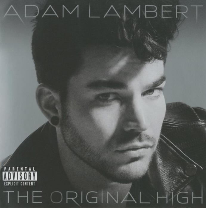 Адам Ламберт Adam Lambert. The Original High. Deluxe Edition